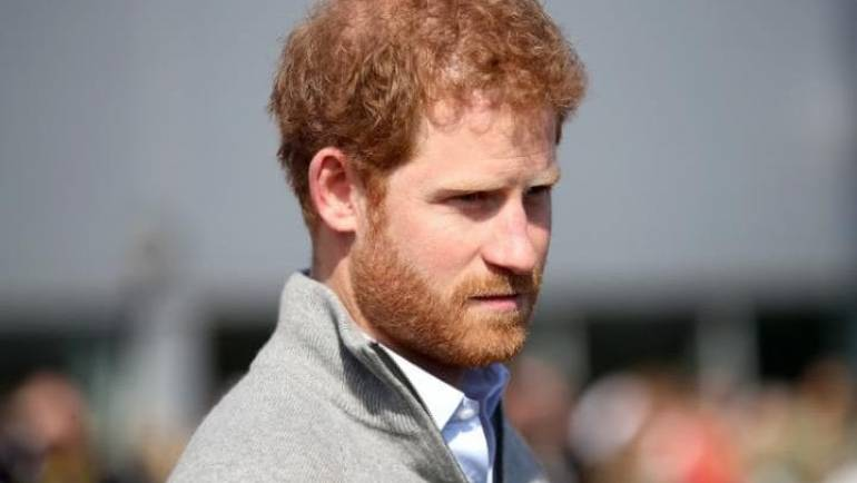 Prince Harry talks about mental health